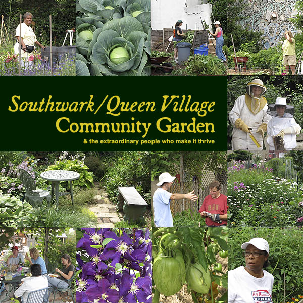 Southwark/Queen Village Community Garden